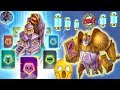 Monster Legends Library of books Review elementium reward in each book