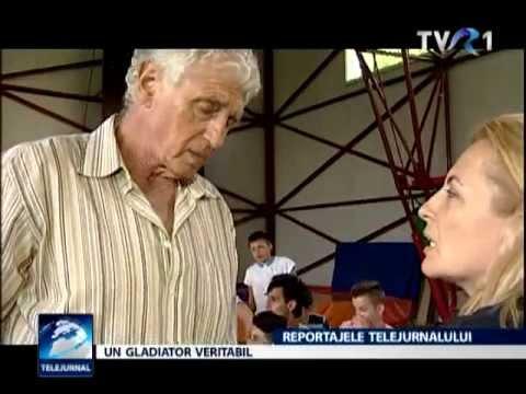 Sobi Cseh gladiator