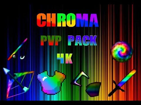 Chroma [4K] MCPE