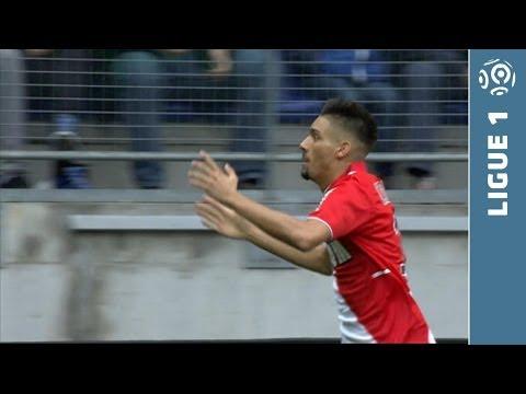 Goal Yannick FERREIRA CARRASCO (5') - FC Sochaux-Montbéliard - AS Monaco FC (2-2) - 2013/2014