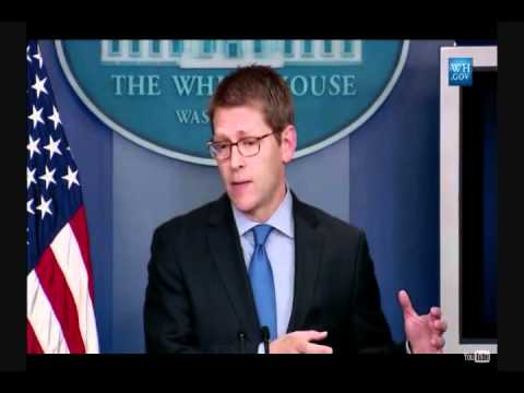 Reporter Norah O'Donnell Destroys WH Press Secretary Jay Carney on Obama Tax Increase Call