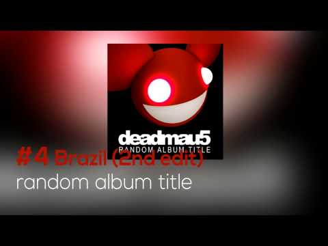 Top 10 Deadmau5 songs - Best Of All Time (HQ)