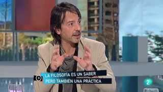 """""""LA FILOSOFÍA Y LA TERAPIA"""" JORGE DE LOS SANTOS, NACHO BAÑERAS, MÓNICA CAVALLÉ Y RAMÓN ROMÁN"""