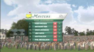CGRundertow -  TIGER WOODS PGA TOUR 12: THE MASTERS for PlayStation 3 Video Game Review