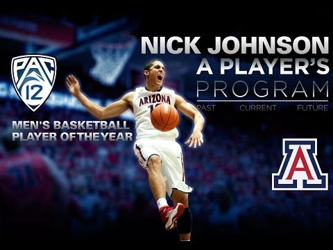 Nick Johnson 2014 Pac-12 Player of the Year