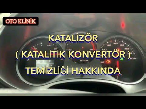 Katalitik Konvertör(Katalizör) ve Partikül Filtresi(Dpf) Değişikliğine Servet Ödemeyin!..   AutoClub