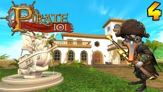 "Pirate101: Musketeer Walkthrough | ""CHANTAL THE GOD"" Ep 4"