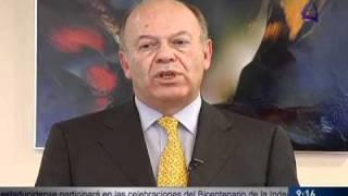 """""""La emergente economía de Brasil"""" con Aarón Dychter. Voces en Efekto presenta:"""