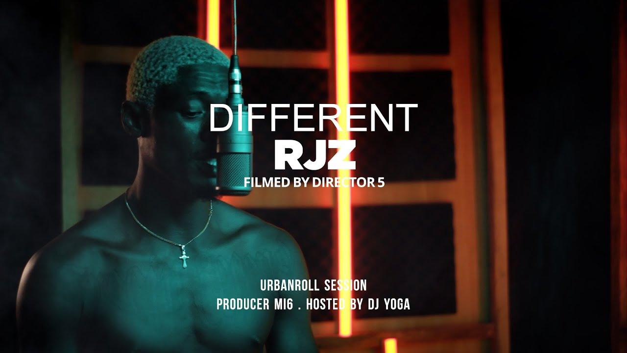 Download RJZ - Different ( Urbanroll Session ) La meme gang