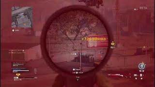 Hands down best sniper (COD WARZONE)