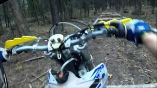 Endurocross Training At Bear Creek, Kelowna B.c