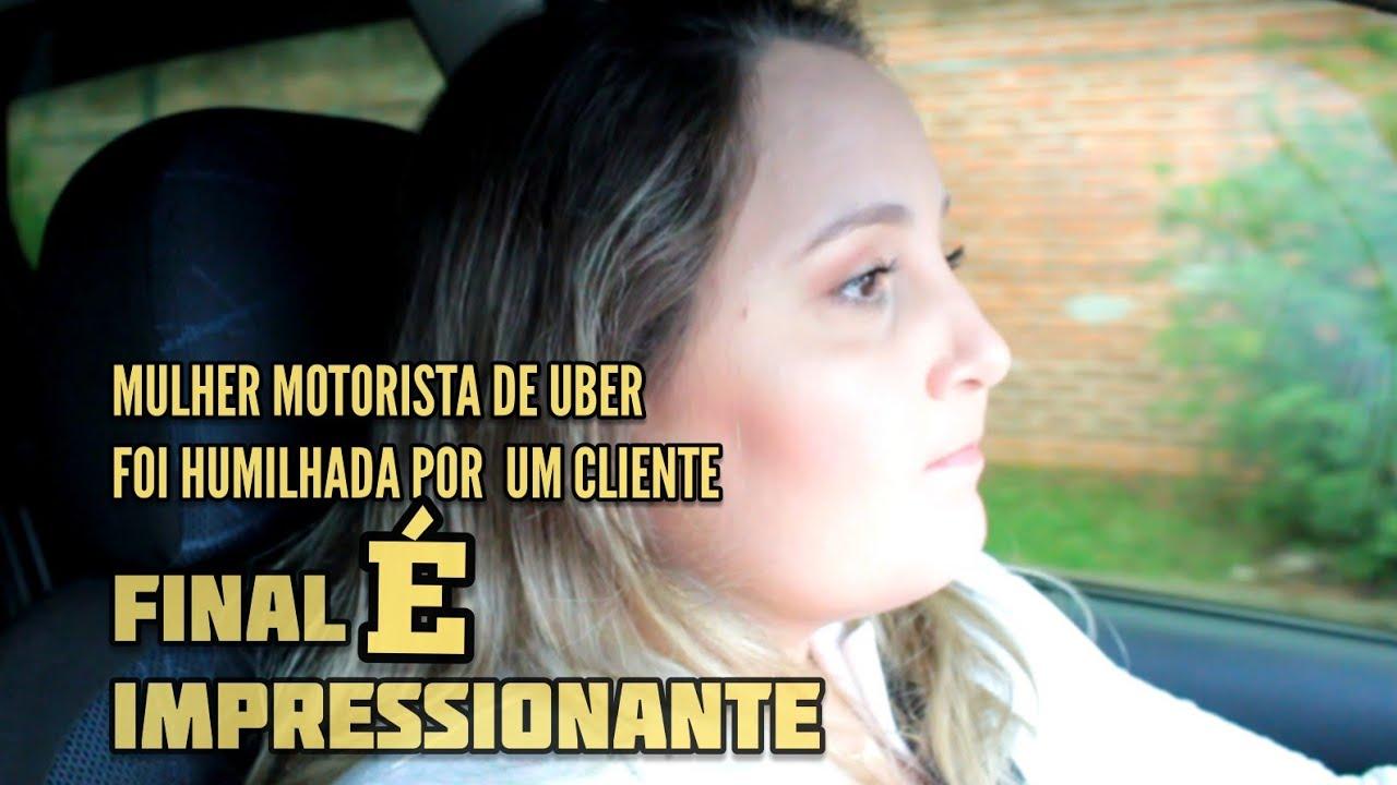 A Mulher motorista que foi HUMILHADA por um cliente| Henrique Samuel