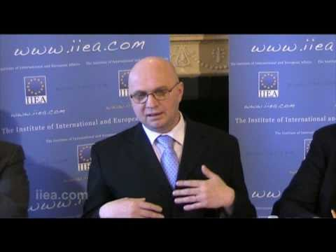 Jan Machácek on Euroscepticism in the Czech Republic and Central Europe