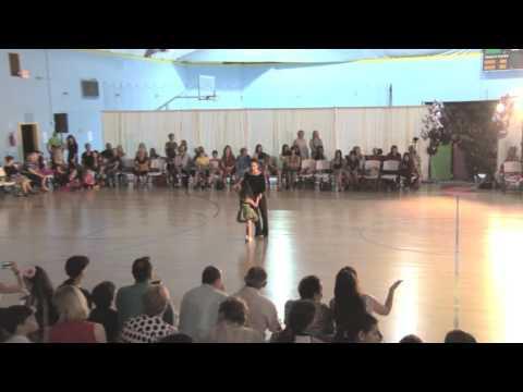 Cha cha by Samantha & Nina: Anna & Victor Brilliant Dance Sport Studio