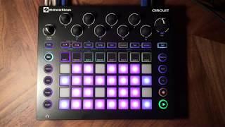 Novation Circuit Sounds - AFX, BOC, Lone, Rich Chigga, Crim3s