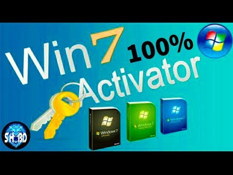 How to Windows 7 Activator Permanently ✔ । 100% Work । All Versions । SH BD Multimedia