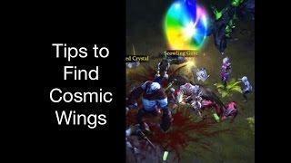 Diablo 3 - Tips to Find Cosmic Wings - Patch 2.4.2(Season7)