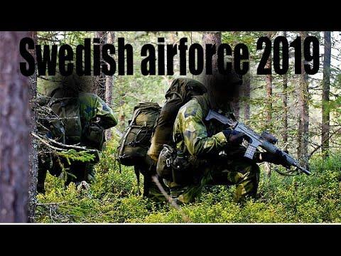 Swedish airforce 2019