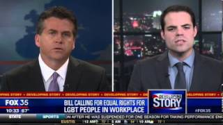 Disney, Darden lead coalition supporting protection of  LGBT Floridians from workplace discriminatio