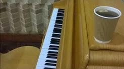 tumse milke aisa laga - Piano - Kaafi Mahmud তুমসে মিলকে এয়সা লাগা - পিয়ানো - কাফি মাহমুদ