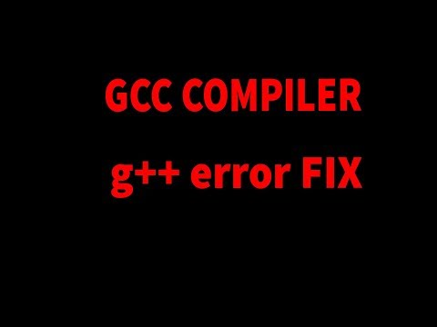 How to install MinGW (gcc & g++) compiler in windows 10