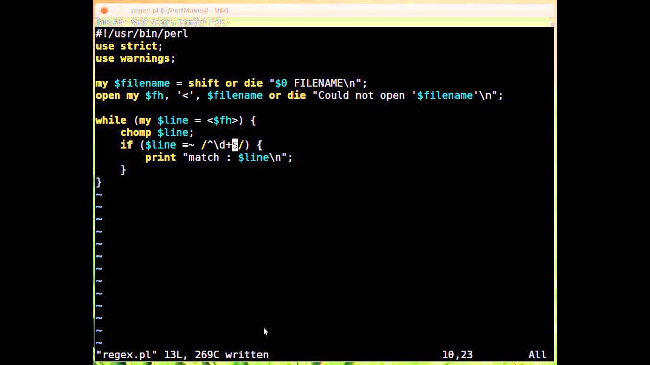 Solution: Match numbers with regex - video