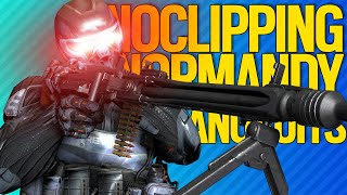 NOCLIPPING NORMANDY IN NANOSUITS | Warface