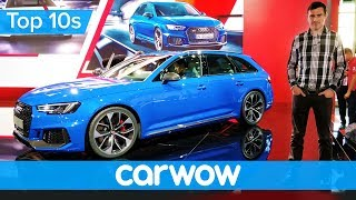 New Audi RS 4 Avant 2018 - better than a Mercedes-AMG C63? | Top10s