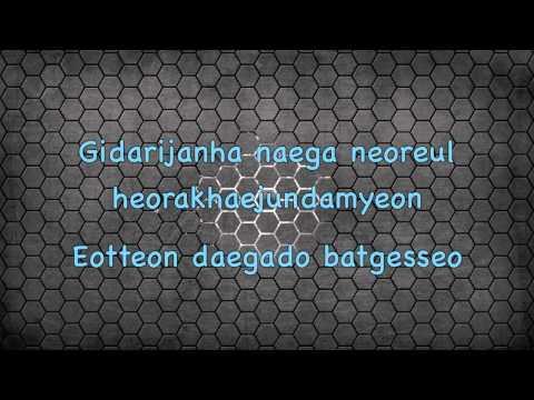 보이프렌드 (BOYFRIEND) - 아이야 (I YAH) LYRICS (ROM)