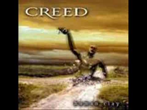 Creed Six Feet From The Edge/ One Last Breath Human Clay