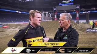 Dunlop Track Conditions Report - Detroit, MI