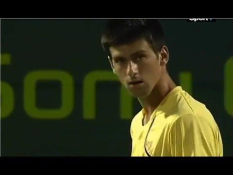 20 - Djokovic vs Nadal - QF Miami 2007 - Full match