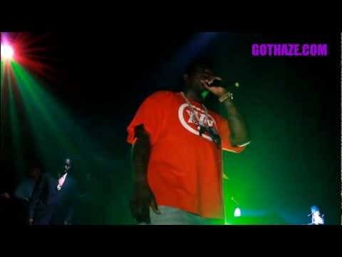 "Gucci Mane ""Trap Back"" Live In North Carolina"