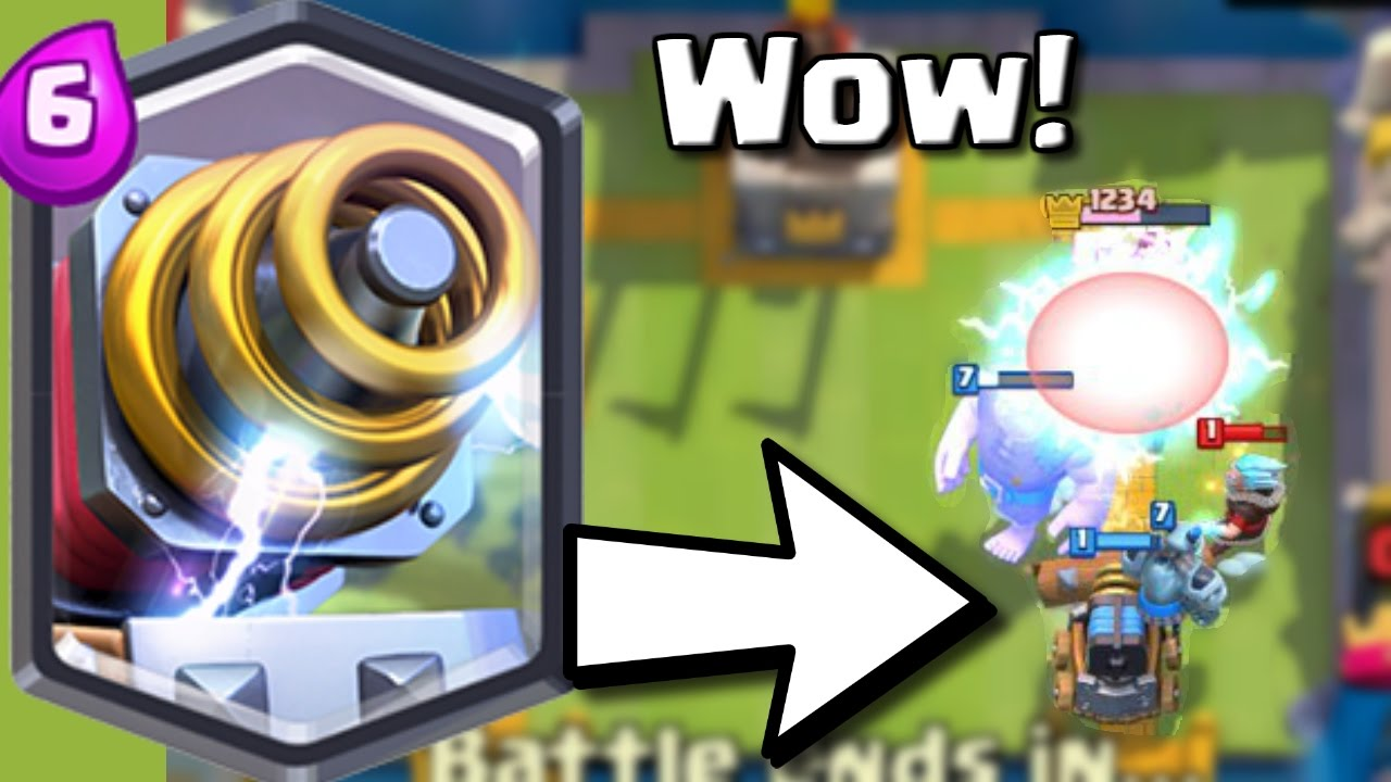the best quot sparky deck quot in clash royale how to use the
