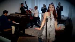 Repeat youtube video Wiggle - Vintage 1920s Broadway Jason Derulo / Snoop Dogg Cover
