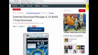 How to Register Internet Download Manager