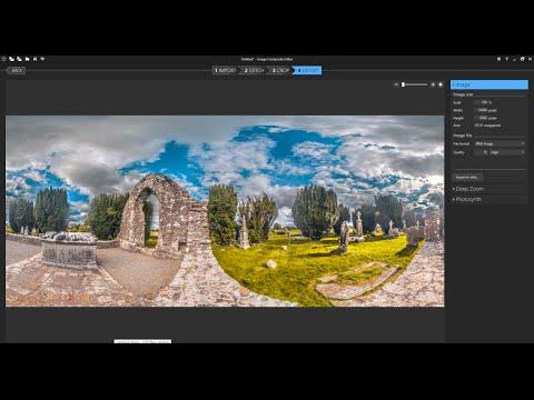 Facebook 360 panorama - How to create and publish / Como criar e publicar