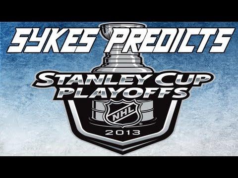 2013 NHL Playoff Predictions