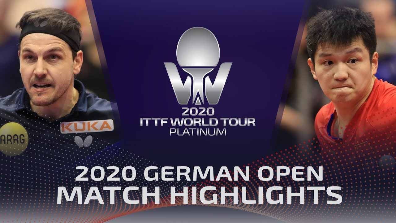Download Timo Boll vs Fan Zhendong | 2020 ITTF German Open Highlights (R16)