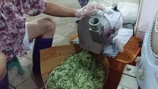 야채절단기 오이채썰기 (65도 - 2.5*2.5mm)
