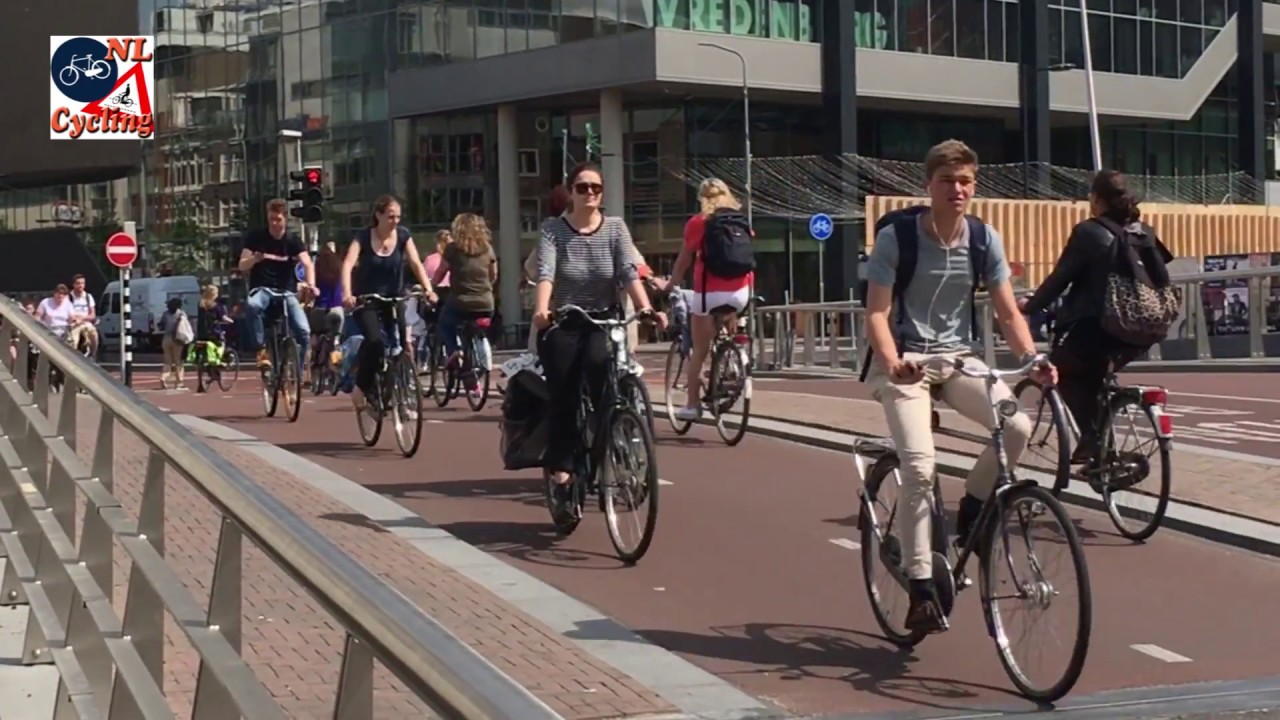 Dutch cycling figures | BICYCLE DUTCH
