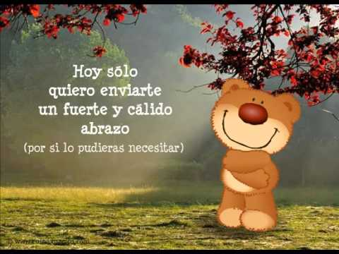 abrazo osito - YouTube