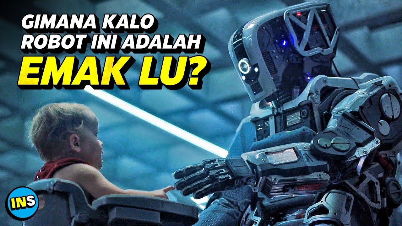 KETIKA RUMAHMU TERNYATA ADALAH MARKAS ROBOT • alur cerita film sebelum tidur