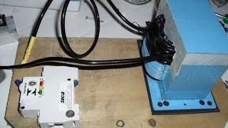 Fonte 14 Volts - 30 Amperes Feito com Transformador de Microondas!
