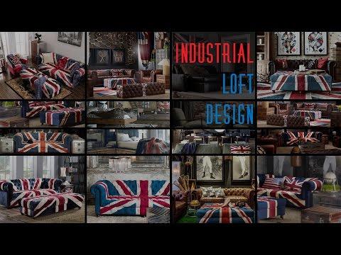 Industrial / Loft Design / Intro