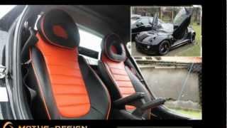 Tapeciranje sjedala u kožu - upholstery leather seats - MATUS-DESIGN - autotapetarija