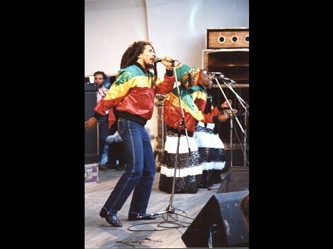 "Bob Marley - Revolution - Zimbabwe "" Live Wales - Full HD """