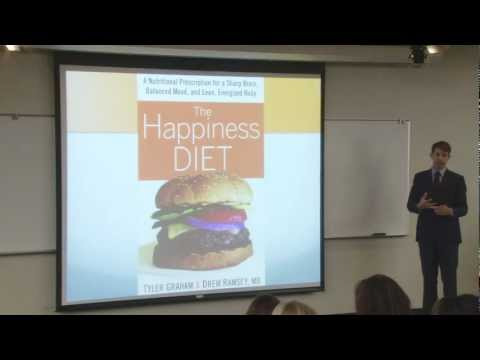 2012 Marcia Adler Scholarship Fund Lecture: The Happiness Diet