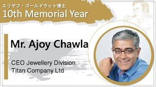 Mr  Ajoy Chawla Titan Jewellery CEO