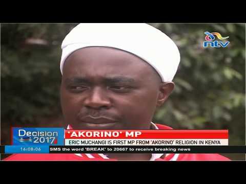 Eric Muchangi is first MP from 'Akorino' religion in Kenya